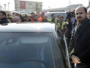 Bilal Erdoğan İle Buradayız Mesajı