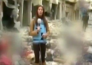 Suriye'de Gazetecilik Ayıbı!