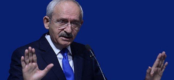 Kılıçdaroğlu: Yolsuzluk Operasyonları Unutturulmak İsteniyor