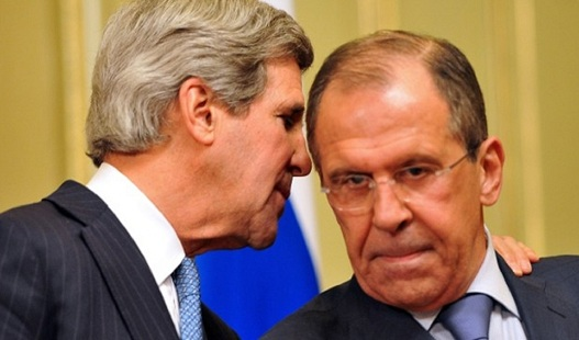Kerry ve Lavrov Soçi'de görüşecek