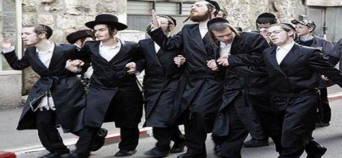 İsrail'de savaş karşıtı Yahudiler ilk kez sokakta