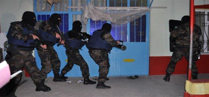 YDG/H'ye Operasyon: 24 Gözaltı