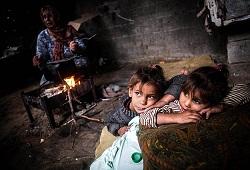 Suriye Rejimi'nden Filistinli Mültecilere Siyonistçe Kuşatma