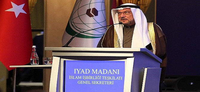 Genel Sekreterden Garip Muhabbet