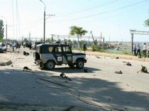 Dağıstan'da Sıcak Çatışma