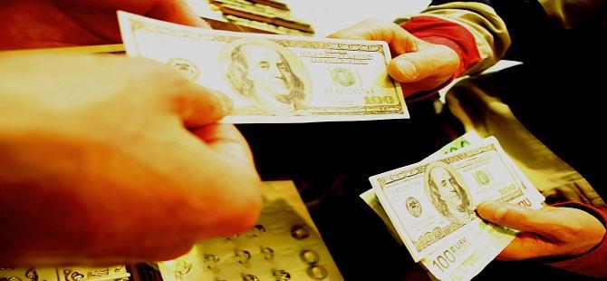 Irak'ta tansiyon yükseldikçe doların ateşi çıkıyor