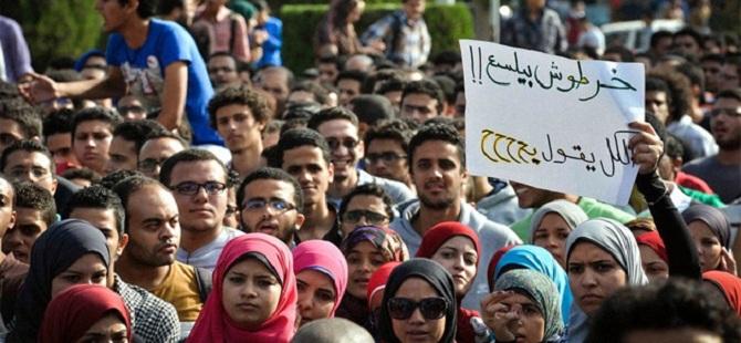 ABD'deki Mısırlılar Büyük gösterilere Hazırlanıyor