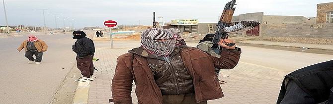 Iraklı 'Sünni devrimciler'den Peşmerge ile ittifak kararı