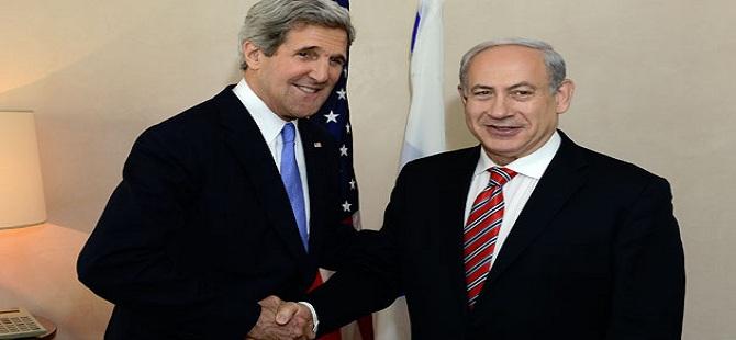 Kerry'den İsrail saldırısına ilginç tepki