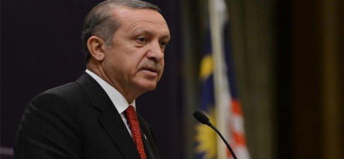 Erdoğan'dan çok sert Gazze açıklaması
