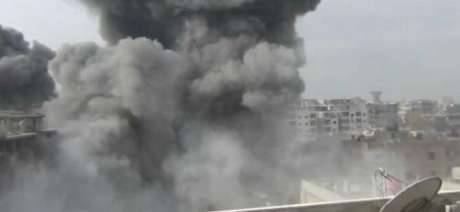 Halep'in yönetim binaları muhalif grupların eline geçti