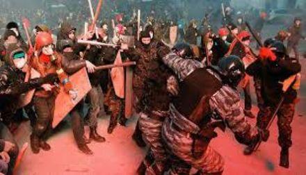 Ukrayna'da muhalefetin zaferi