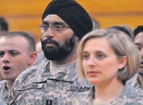 Orduda Sakal ve Başörtüsü Serbest