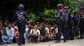 Müslümanlar açlık ve susuzlukla cezalandırılıyor