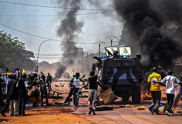 Anti-balaka Mlitanları Tehdit Dozunu Artırdı