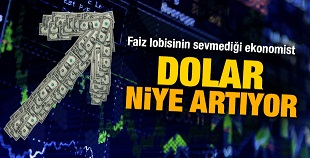 Dolar niye artıyor
