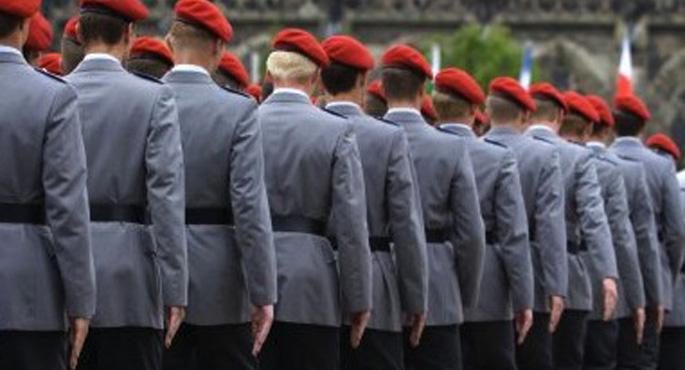 Alman Ordusunda Çocuk Askerler