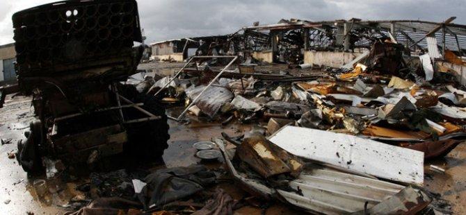 Türk vatandaşlarının Libya'dan tahliyeleri başladı