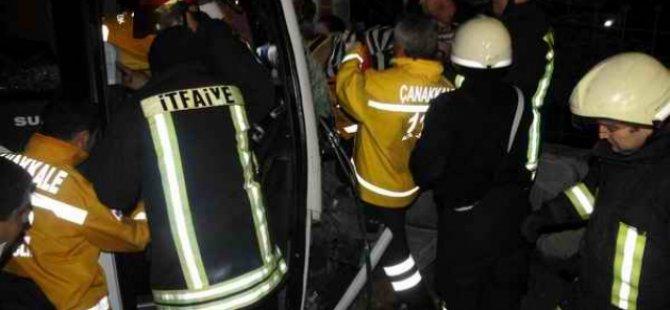 Konya'da Zincirleme Feci Kaza: 10 Ölü