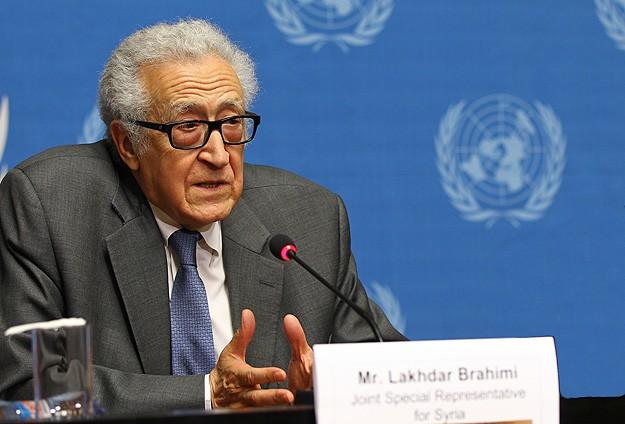 """Eski BM Suriye temsilcisi İbrahimi: """"İran'ın Suriye planı tartışılmalı!"""""""