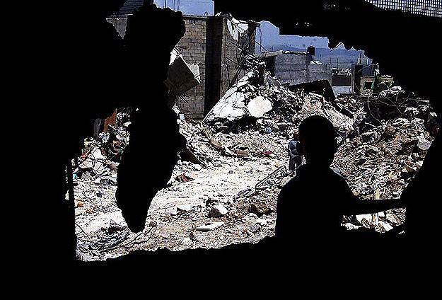 Tekfirci Terörist IŞİD, Filistinli Rehineleri Öldürdü