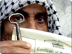 """""""Tazminat ve Filistin'e Dönüş Mültecilerin Hakkı"""""""