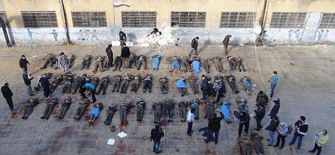 Suriye'de Yeni Katliam Görüntüleri Ortaya Çıktı