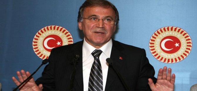 Mehmet Ali Şahin: Can Dündar ve Erdem Gül'ün Beraat Etmelerini Dilerim