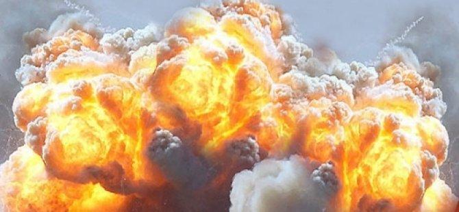 Patlama Bomba'dan Kaynaklı