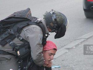 İsrail 13 Yaşındaki Çocuğu Böyle Tutukladı-VİDEO