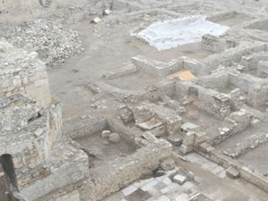 700 Yıllık Saray Gün Yüzüne Çıktı