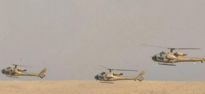 Mısır'dan Sina'da yeni operasyon