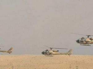 Yemen'de BEA Helikopteri Düştü