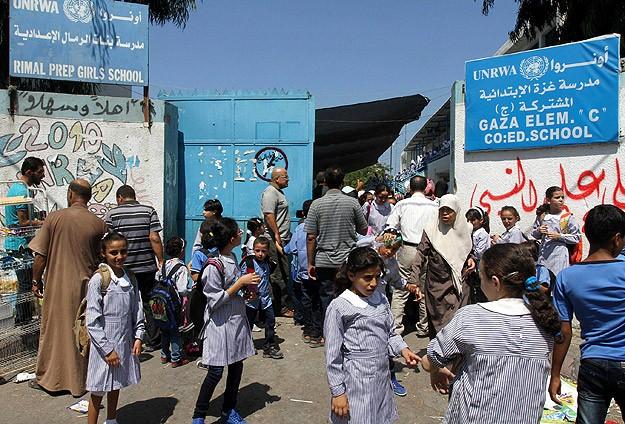 UNRWA Müfredatı Milli Değerlere Aykırı