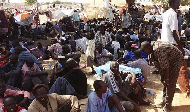 Güney Sudan'da 89 Çocuk Kaçırıldı
