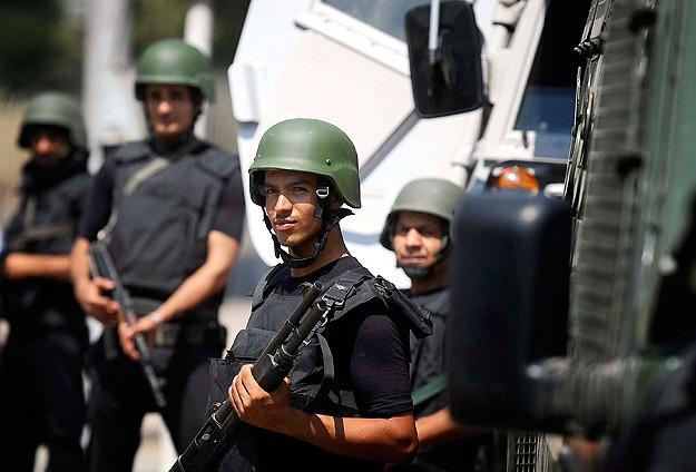 Mısır'da 24 Kişi Serbest