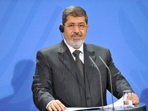 Muhammed Mursi'den Açıklama