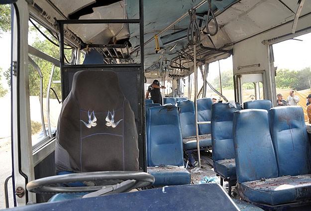 Bir otobüs faciası haberi de Ankara'dan, ölü ve yaralılar var