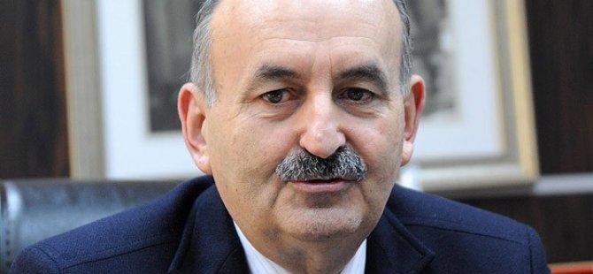 Müezzinoğlu'ndan Taşeron İşçi' Açıklaması