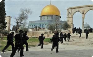 """Hamas: """"Mescid-i Aksa Her Şeyiyle Sadece Müslümanlara Aittir"""""""