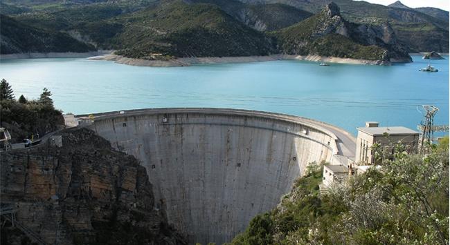 Dört ilde, barajlardaki doluluk oranı