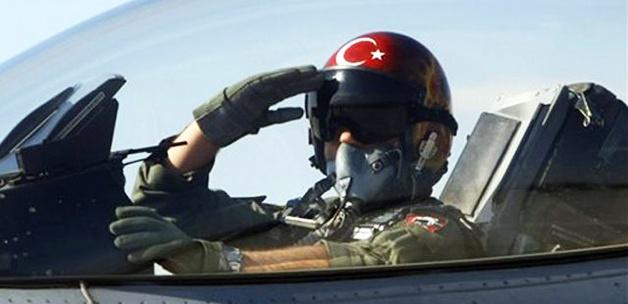 Suriye uçağından Türk jetine taciz