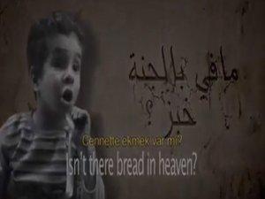 Suriyeli Çocuk: Cennette Ekmek Var mı ?