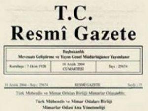 'Torba Kanun' Resmi Gazete'de