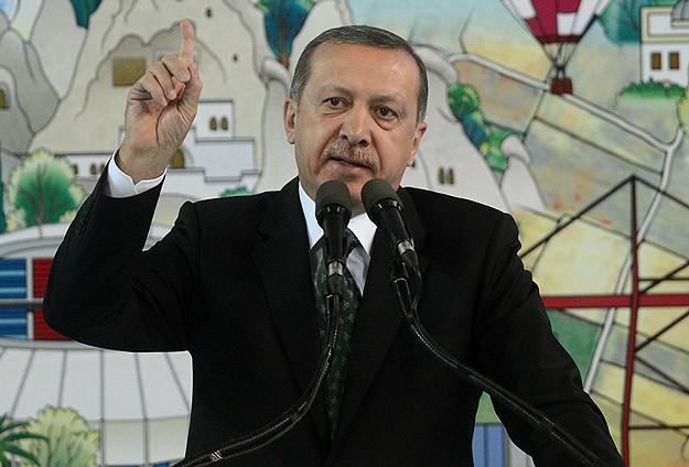 Erdoğan'dan Tehdit (VİDEO)