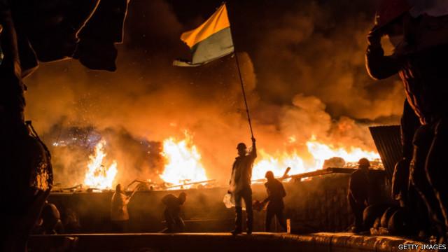 Donetsk'te Referandum Kararı İptal: 70 Gözaltı