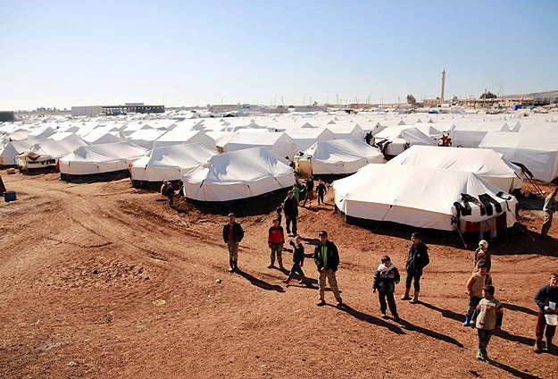 Türkiye'ye geçen Suriyeli sayısı 1 milyonu geçti