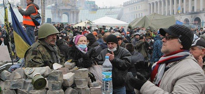 Ukranya dünya liderlerinin gündeminde