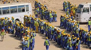 Katar'da insanlık trajedisi