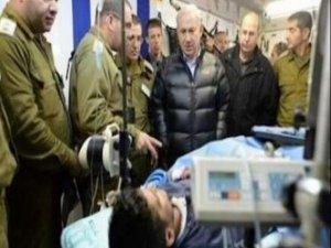 Netanyahu'nun Suriyeli mültecileri ziyaretine tepki